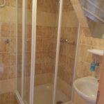 Sprchový kout v koupelně