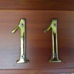 Označení pokoje na dveřích